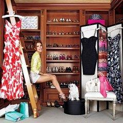 Eva Longoria's Dream Closet