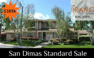 The Brang Team Sells San Dimas